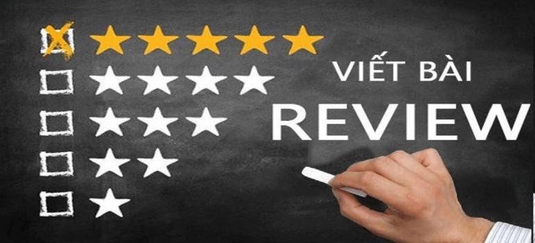 Cách viết review kiếm tiền